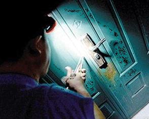 入户门开锁